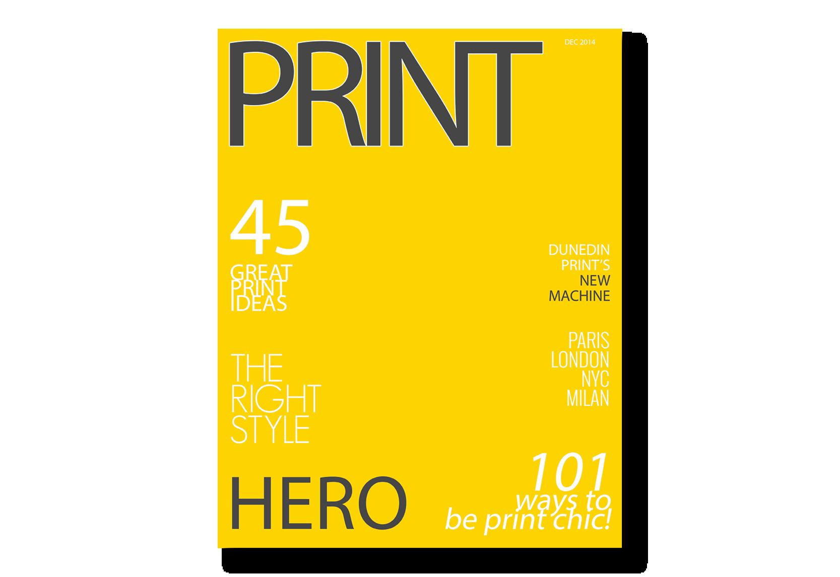 Books & Magazines, Dunedin Print, 297 Vogel Street, Dunedin3